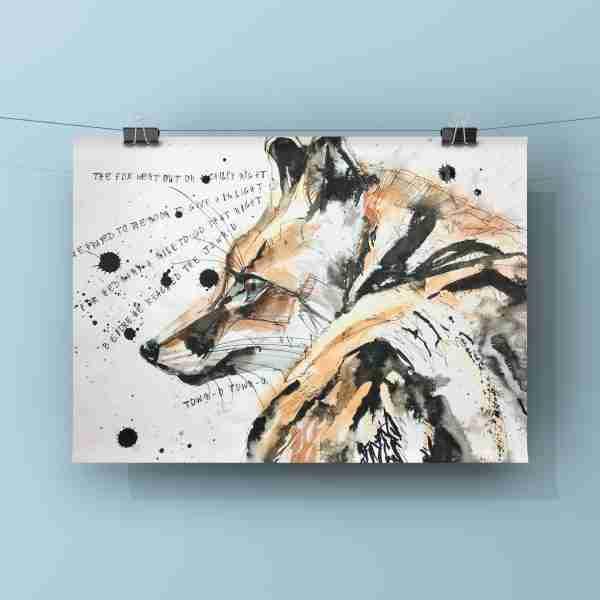 fox_painting_on_blue