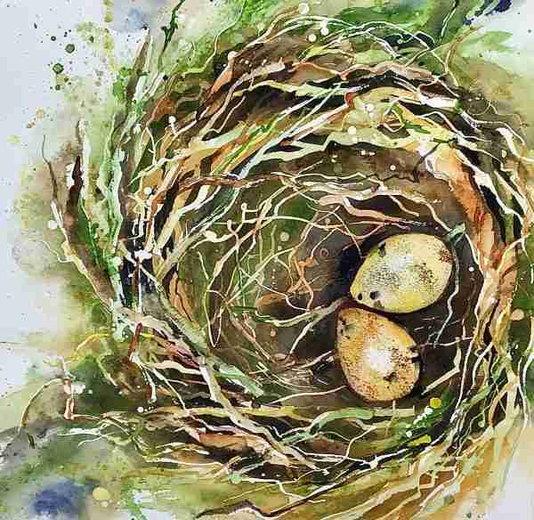 The nesting instinct - Nest II